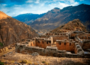 Sacred Valley of the Incas to Machu Picchu
