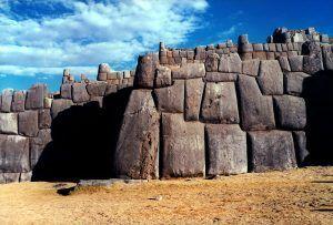 Sacsayhuaman arqueológico